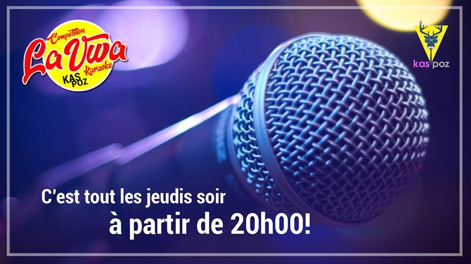 Le Clash // Kas poz Karaoke // BBQ