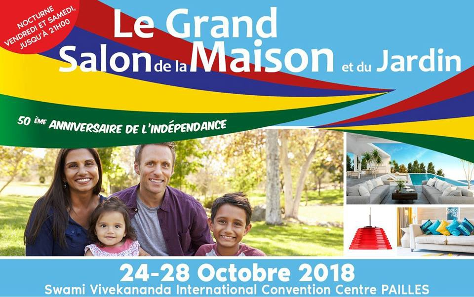 Le Grand Salon de la Maison et du Jardin 24-28 Octobre 2018 | My ...