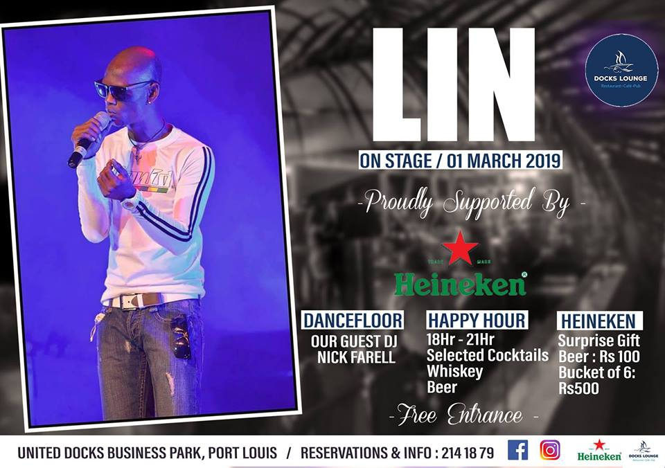 LIN - on Stage