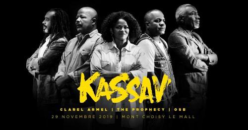 Live Concert of Kassav in Mauritius
