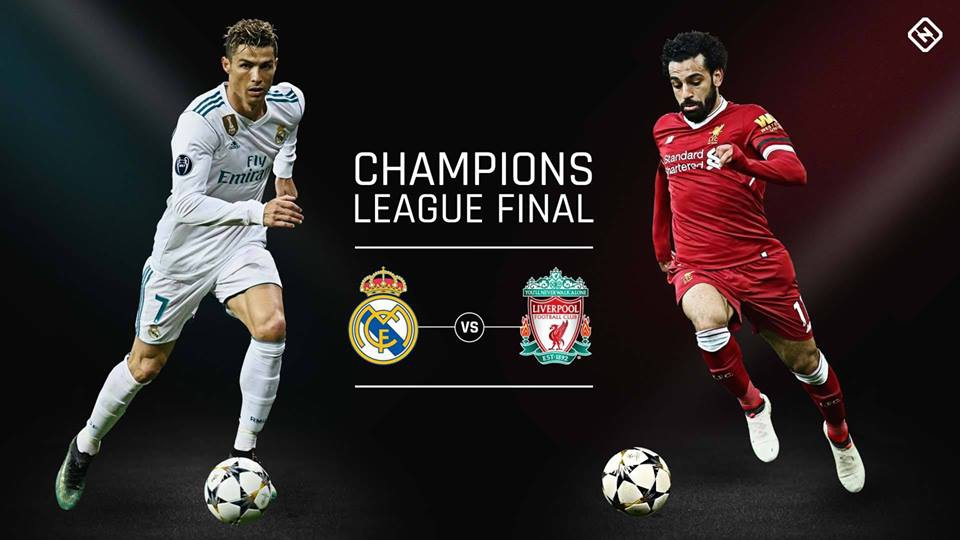 LIVE Real Madrid VS Liverpool
