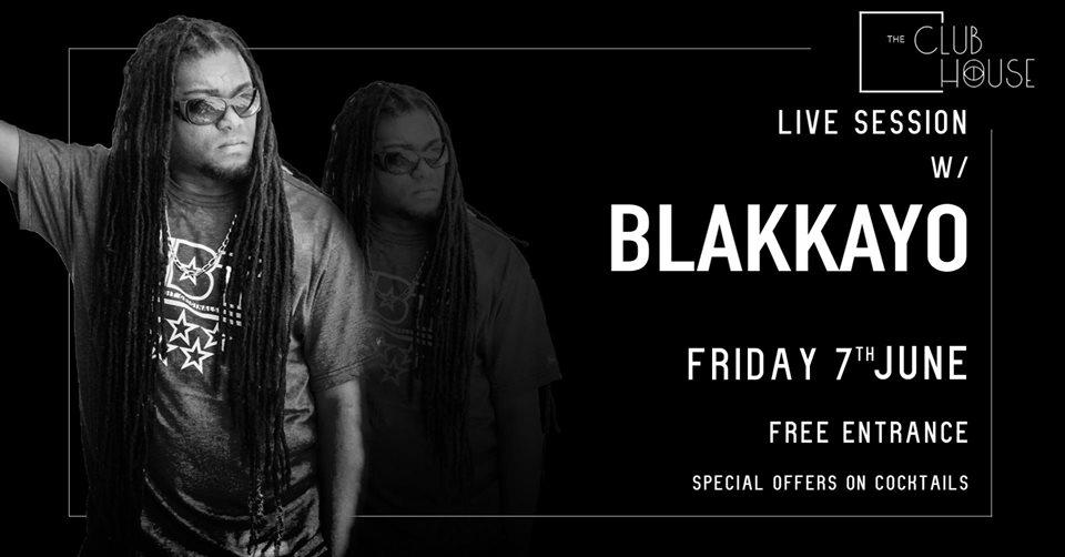 Live Sessions w/ Blakkayo