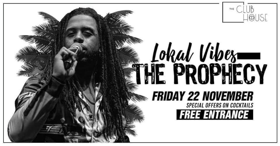 Lokal Vibes EP 3 W/ The Prophecy Live