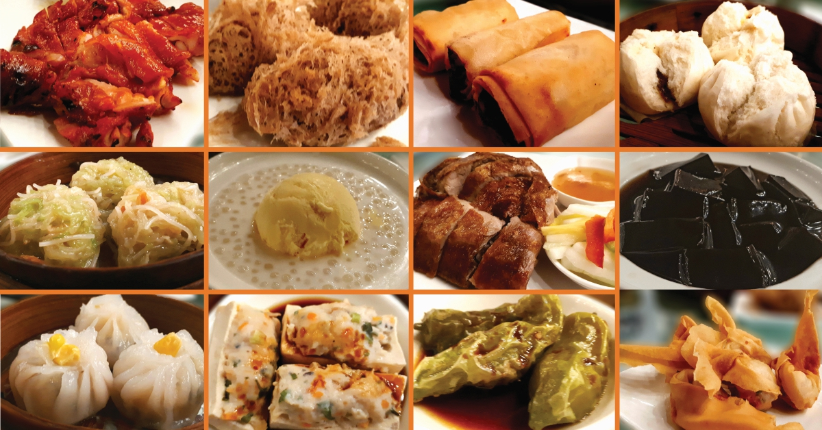 Lunch DIm Sum Buffet every Sunday at Eighty Eight