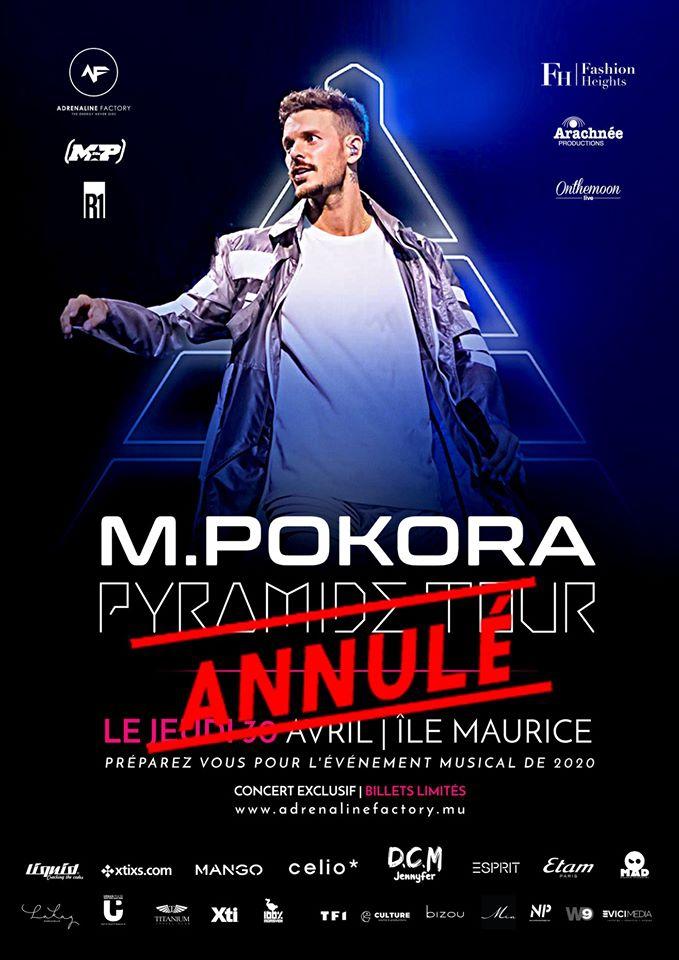 M POKORA PYRAMIDE TOUR ÎLE MAURICE