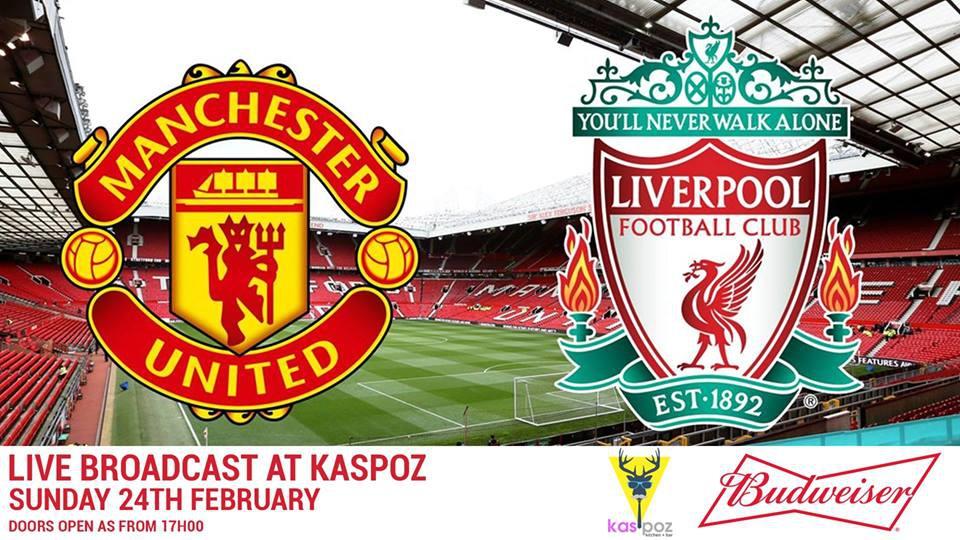 Manchester United V/S Liverpool FC // Premier League // Kas Poz