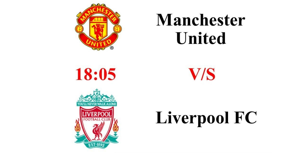 Manchester United vs Liverpool at Stills & Sparkles Quatre Bornes