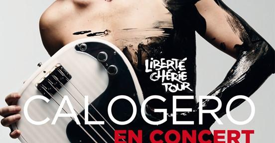 Mauritius Calogero in concert « LIBERTE CHERIE TOUR »