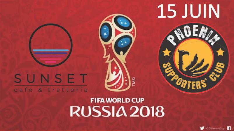Mauritius Lancement Coupe Du Monde - Fifa World Cup 2018