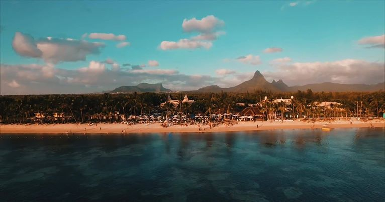 Mauritius People of the Sun at Sugar Beach 15 Jun EvaD