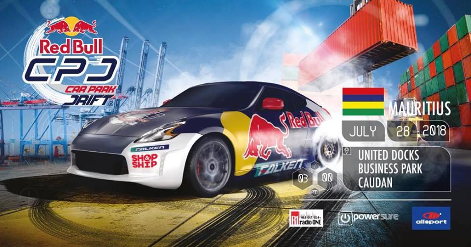 Mauritius Red Bull Car Park Drift - Mauritius 2018