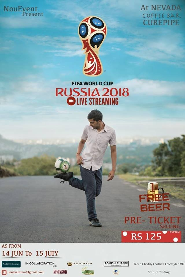 Mauritius Russia World Cup 2018