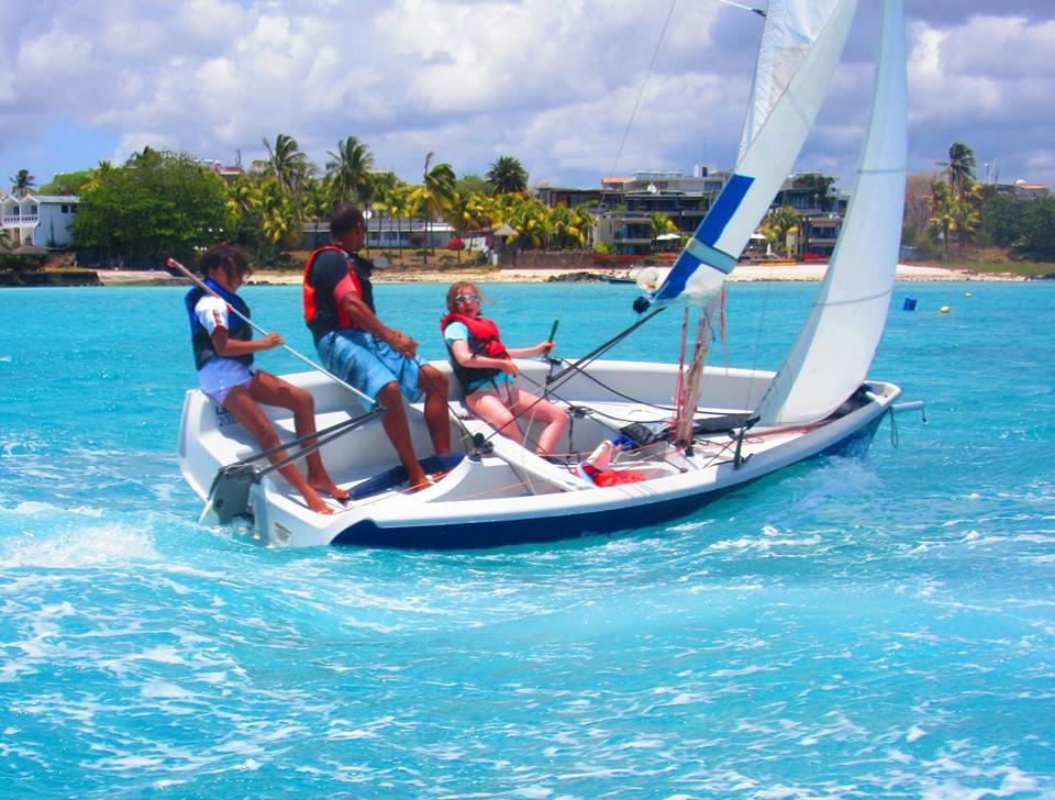 Mauritius Wildwind Adventures Children Sailing Camp