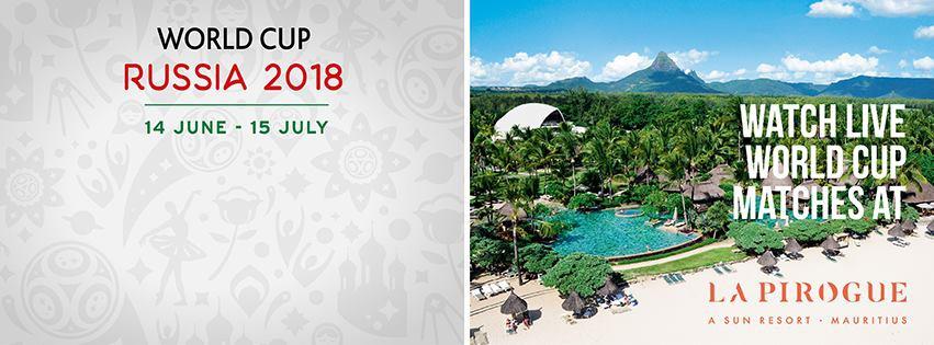 Mauritius World Cup Russia 2018 The Stadium at La Pirogue