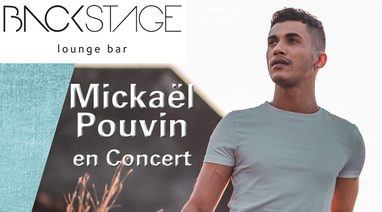 Mickaël Pouvin at Backstage