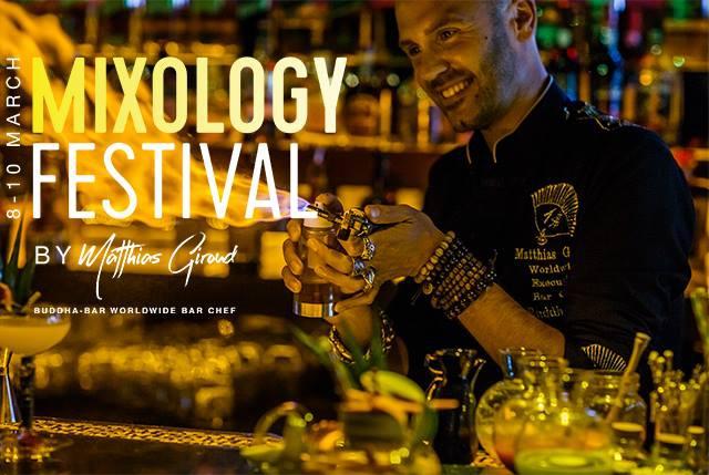Mixology Festival at Buddha-Bar Beach
