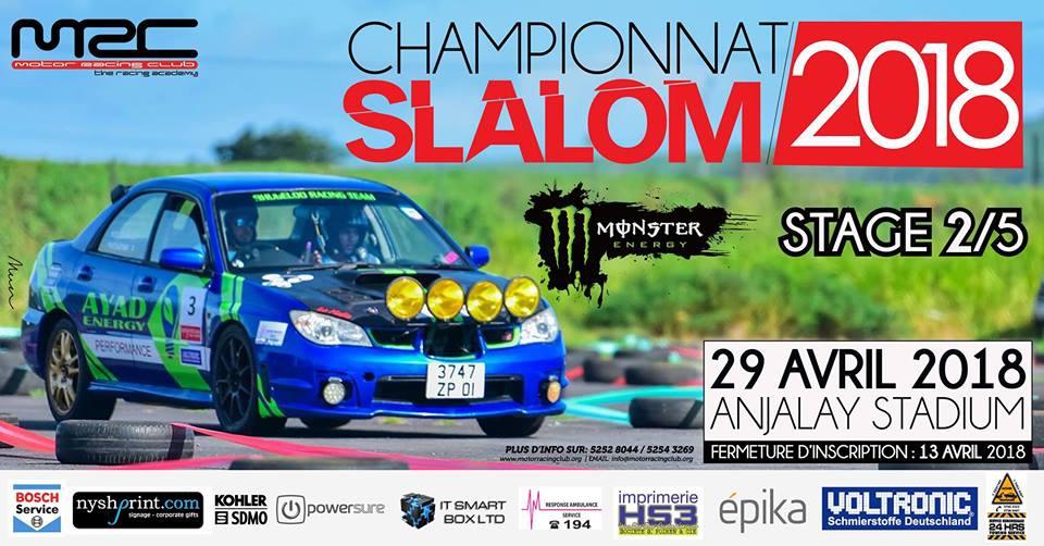 MRC Championnat Slalom 2018 (2eme Epreuve)
