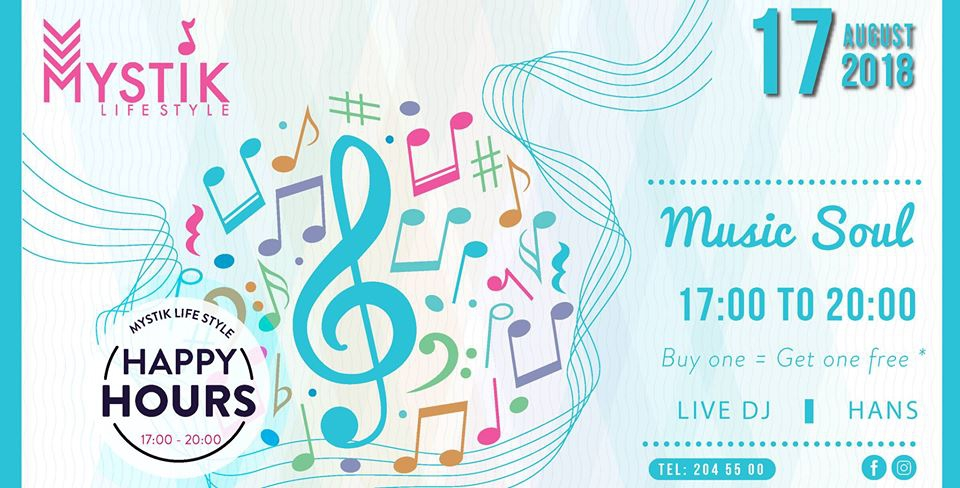 Music Soul at Mystic Lifestyle Hotel
