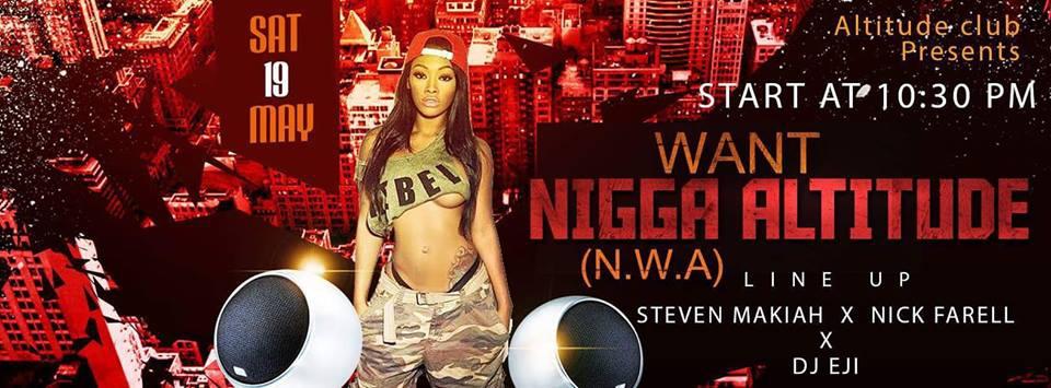 N.W.A NIGHT !