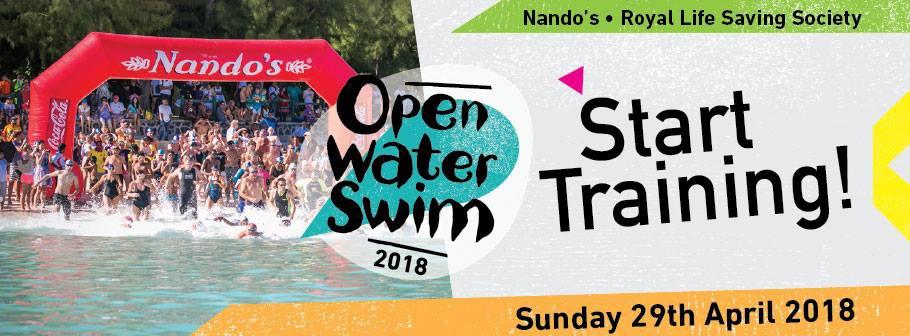 Nando's RLSS Open Water Swim 2018