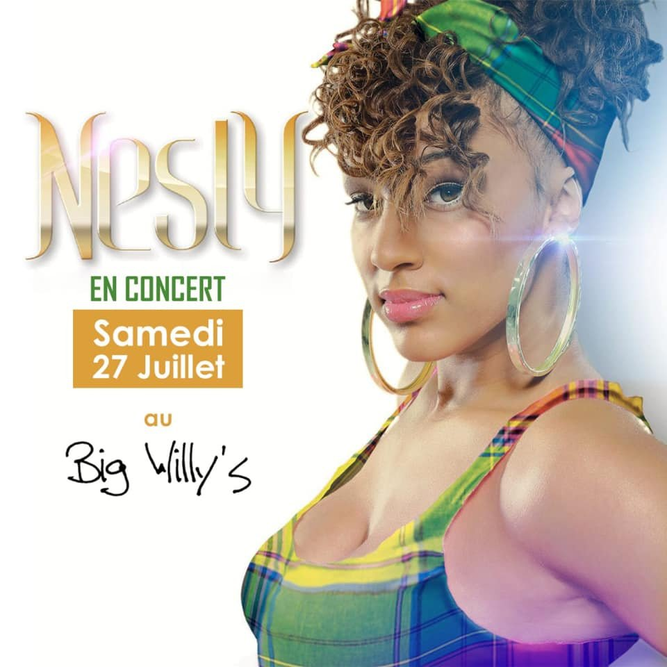 Nesly at Big Willy's