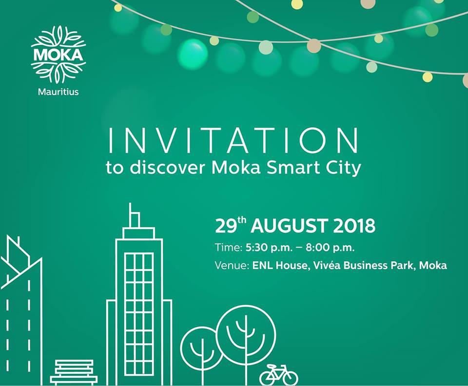 Networking Event: Moka Smart City