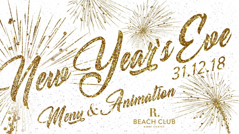 New Year Eve at R Beach Club