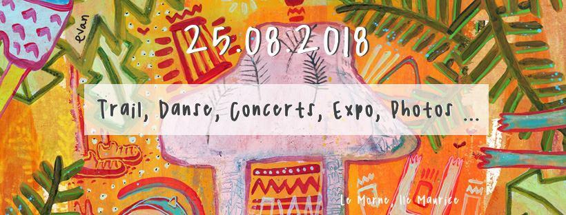Nou Le Morne Trail, Dance, Concerts, Expo, Photos
