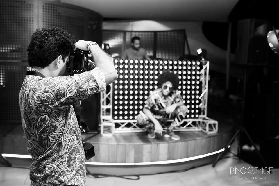NowFashion ft Dj LP at Backstage