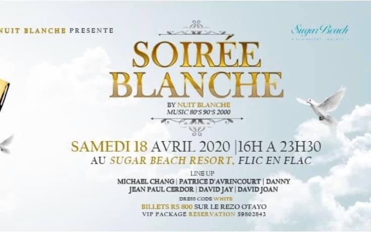 Nuit Blanche Launching at Sugar Beach 80's to 2000