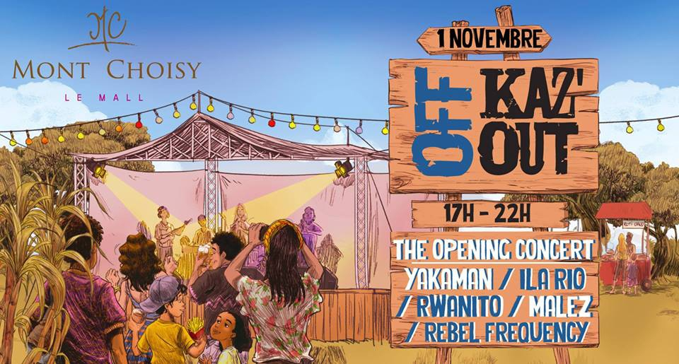 OFF Kaz'Out - Opening Concert
