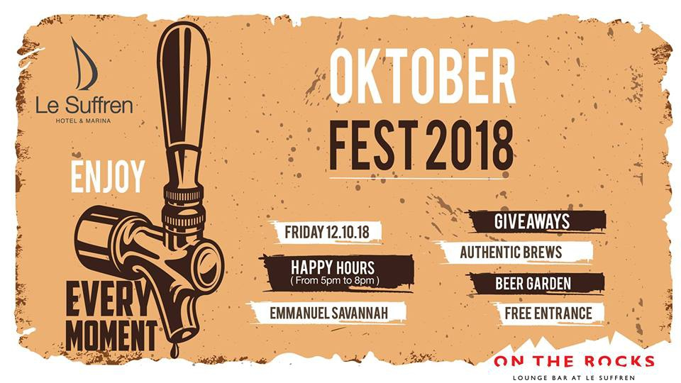 Oktoberfest at On The Rocks