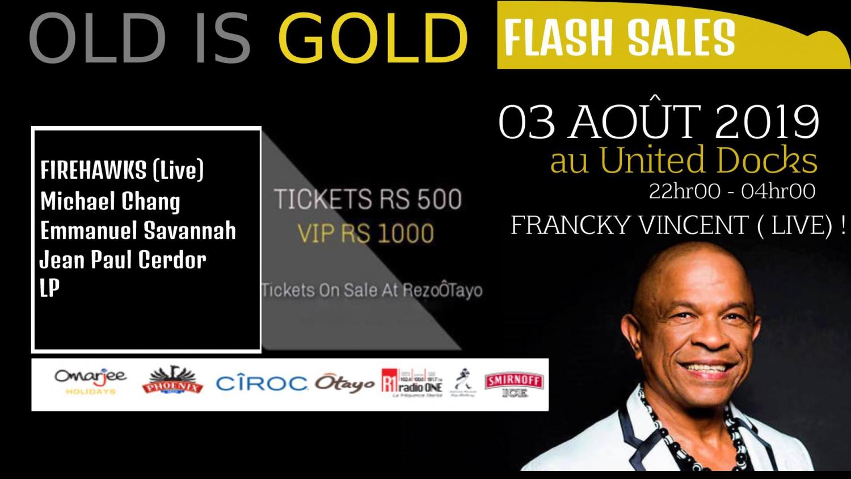 Old is Gold - Vas y Francky, C'est Bon!