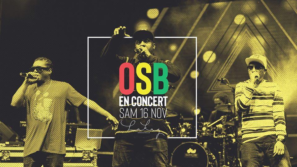OSB in Concert
