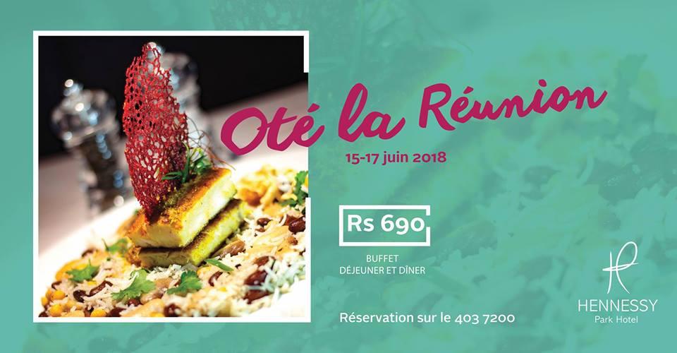 Oté La Réunion - Weekend Culinaire