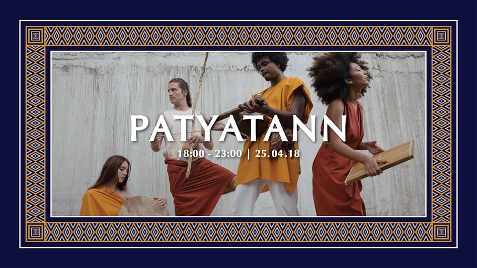Patyatann LIVE