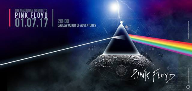 Pink Floyd : the Mauritian Tribute