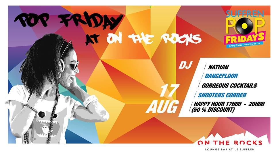 Pop Friday at On The Rocks!