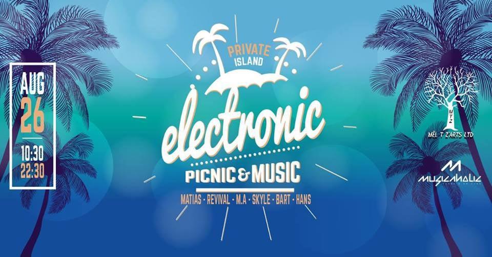 Private Island Electronic Picnic