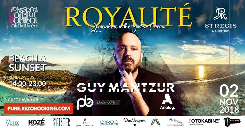 PURE at The St. Regis Mauritius Resort Royauté