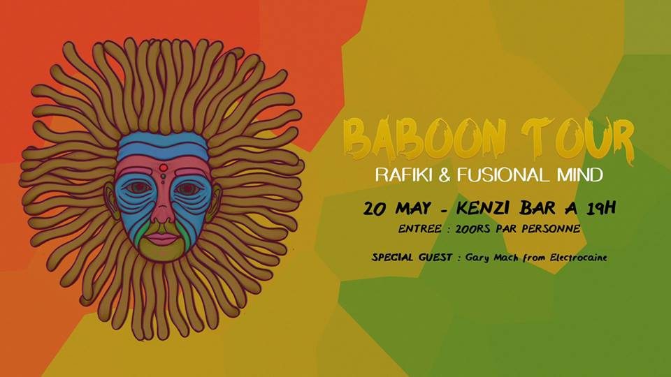 Rafiki & Fusional Mind at Kenzi Bar