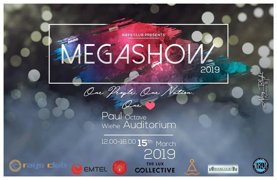 Rays Club - Megashow National Day Celebration 2019