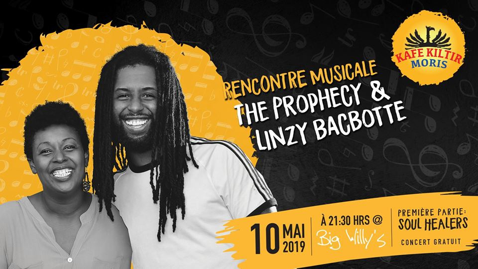 Rencontre Musicale The Prophecy & Linzy Bacbotte