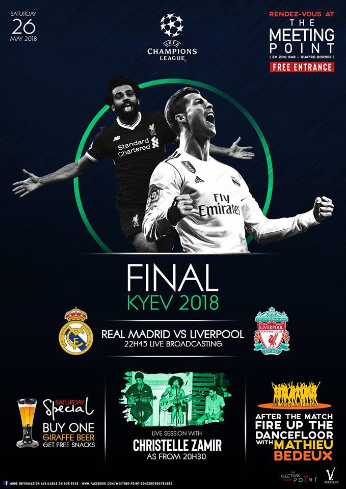 Rendez - Vous for the Final UEFA League