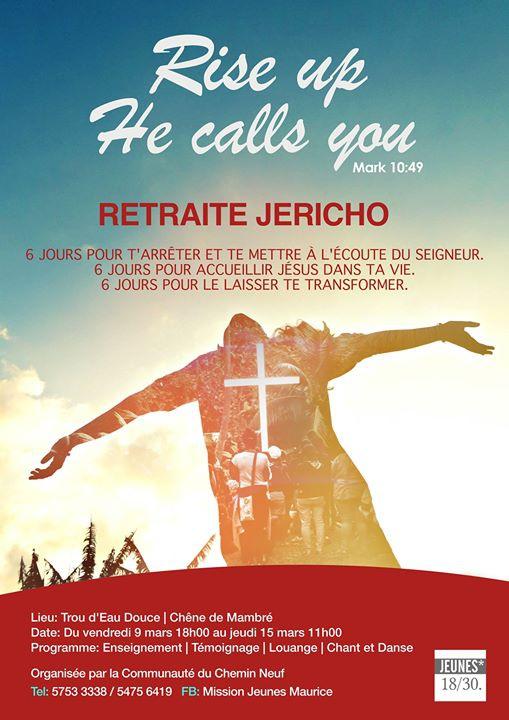 Retraite Jéricho