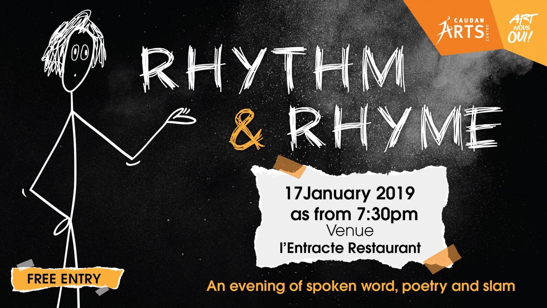 Rhythm and Rhyme at Caudan Arts Centre