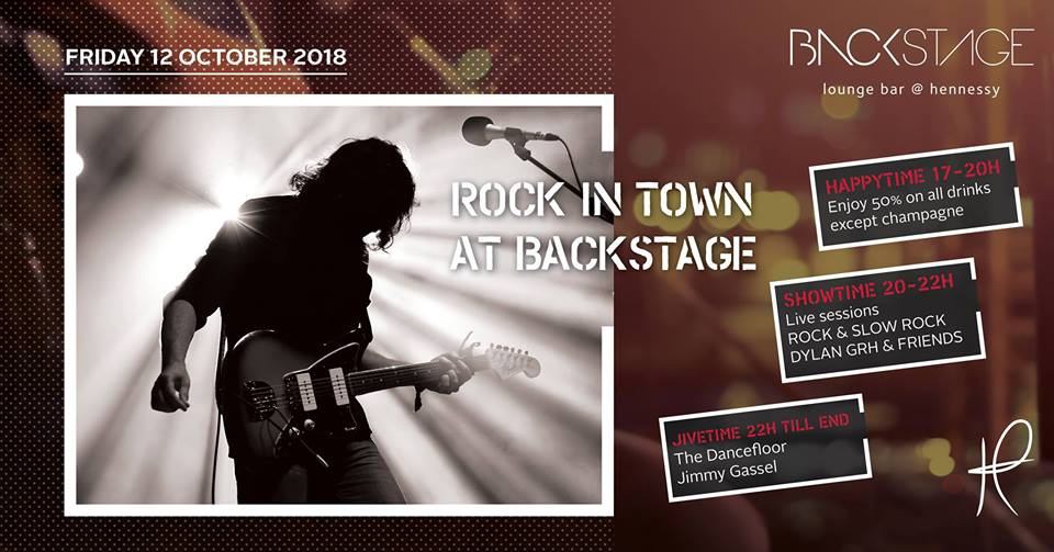 Rock IN Town at Backstage