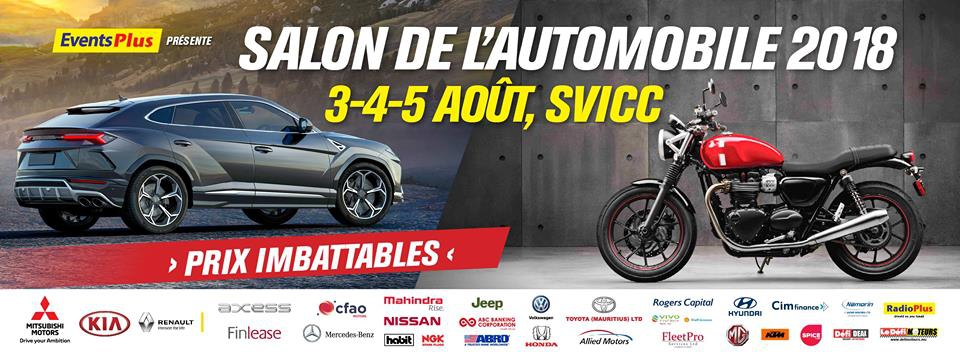 Salon De L'Automobile 2018