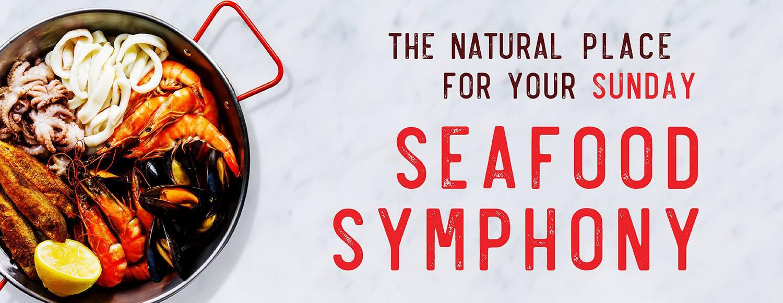 Seafood Symphony Sundays at Savinia Bistrot
