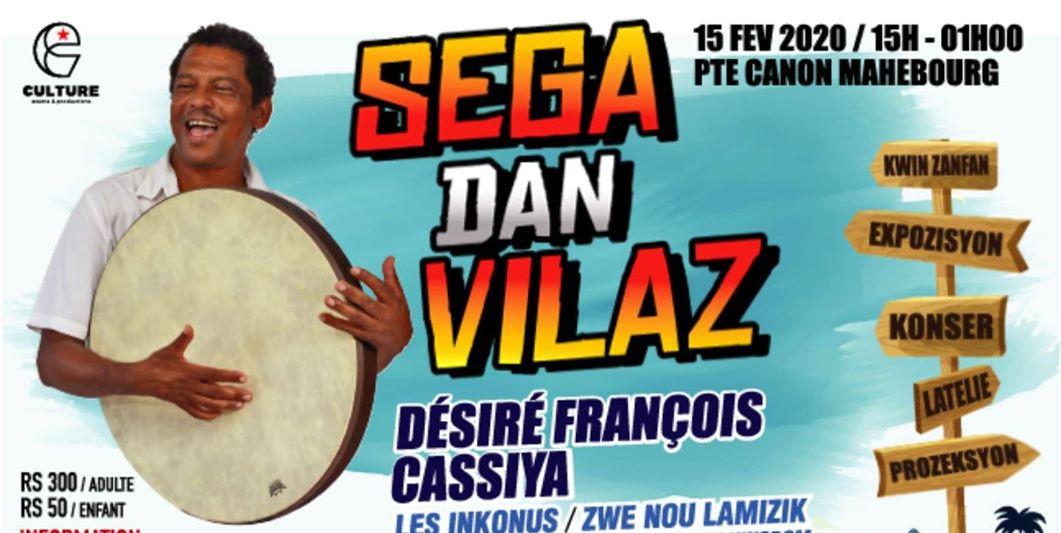Sega Dan Vilaz #Mahebourg